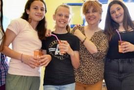 """Οι μαθητές της Α"""" Γυμνασίου Γαυρίου ευαισθητοποιούνται σε θέματα υγιεινής διατροφής"""