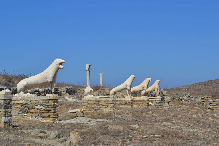 Έκλεισε προσωρινά το αναψυκτήριο του αρχαιολογικού χώρου Δήλου