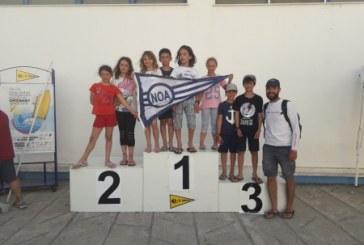 Ναυτικός Όμιλος Άνδρου: Πανελλήνιο Πρωτάθλημα Optimist 11χρονων