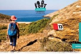 Το 2o Φεστιβάλ πεζοπορίας Andros on Foot Festival πλησιάζει…