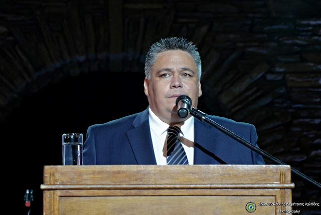 Ορκομωσία Δημοτικού Συμβουλίου Δημ.Άνδρου 2019 φωτό Χρυσοβαλάντης Δημήτριος Αχλάδης (8)