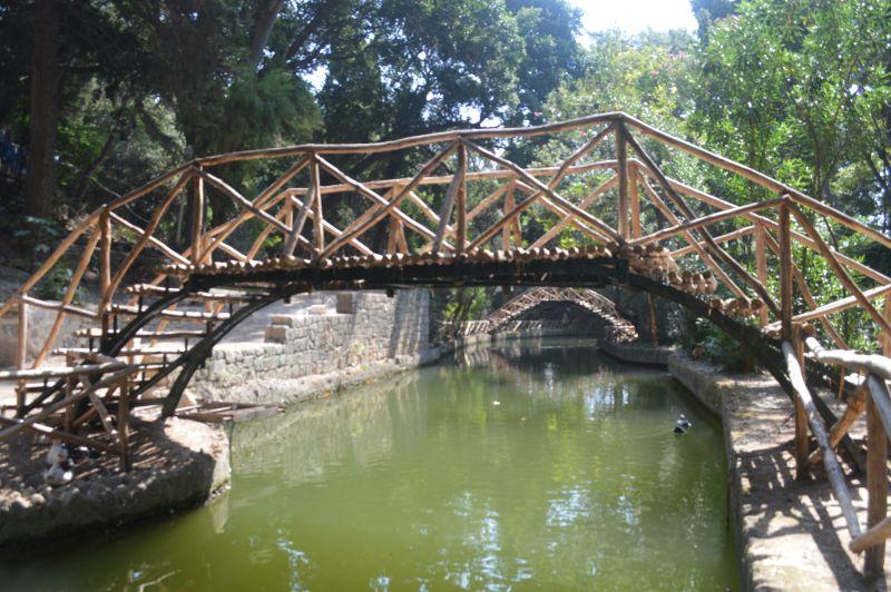 πάρκο Ροδίνι Ρόδος