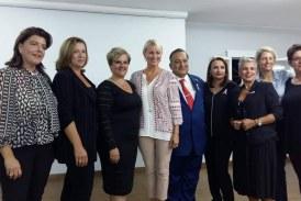 Στην ομιλία για τον καρκίνο του μαστού απο τη Νατάσα Παζαΐτη στη Χωρα