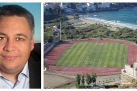 Ανοικτή επιστολή Δημάρχου Άνδρου κ. Δημήτρη Λοτσάρη για τις αθλητικές εγκαταστάσεις του νησιού