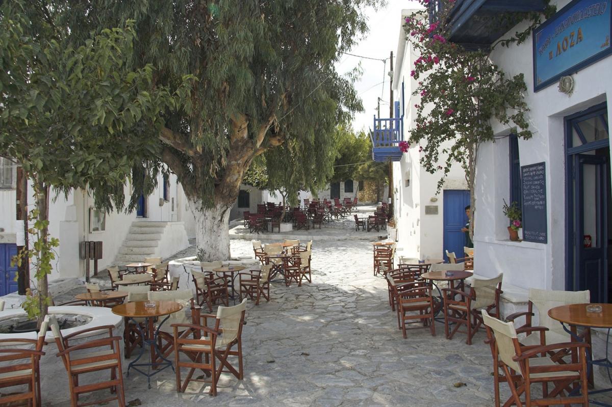 Δήμος Αμοργού: Αίτηση για χρήση δημόσιου κοινόχρηστου χώρου