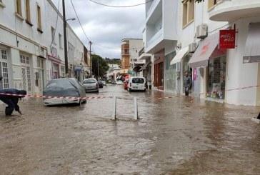 Την κήρυξη σε κατάσταση  έκτακτης ανάγκης του Δήμου Λέρου ζητεί ο Περιφερειάρχης, από την Γ. Γ. Πολιτικής Προστασίας