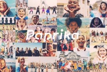 Μήνυμα ενότητας κατά της πανδημίας από το παιδικό τραγούδι «Paprika»