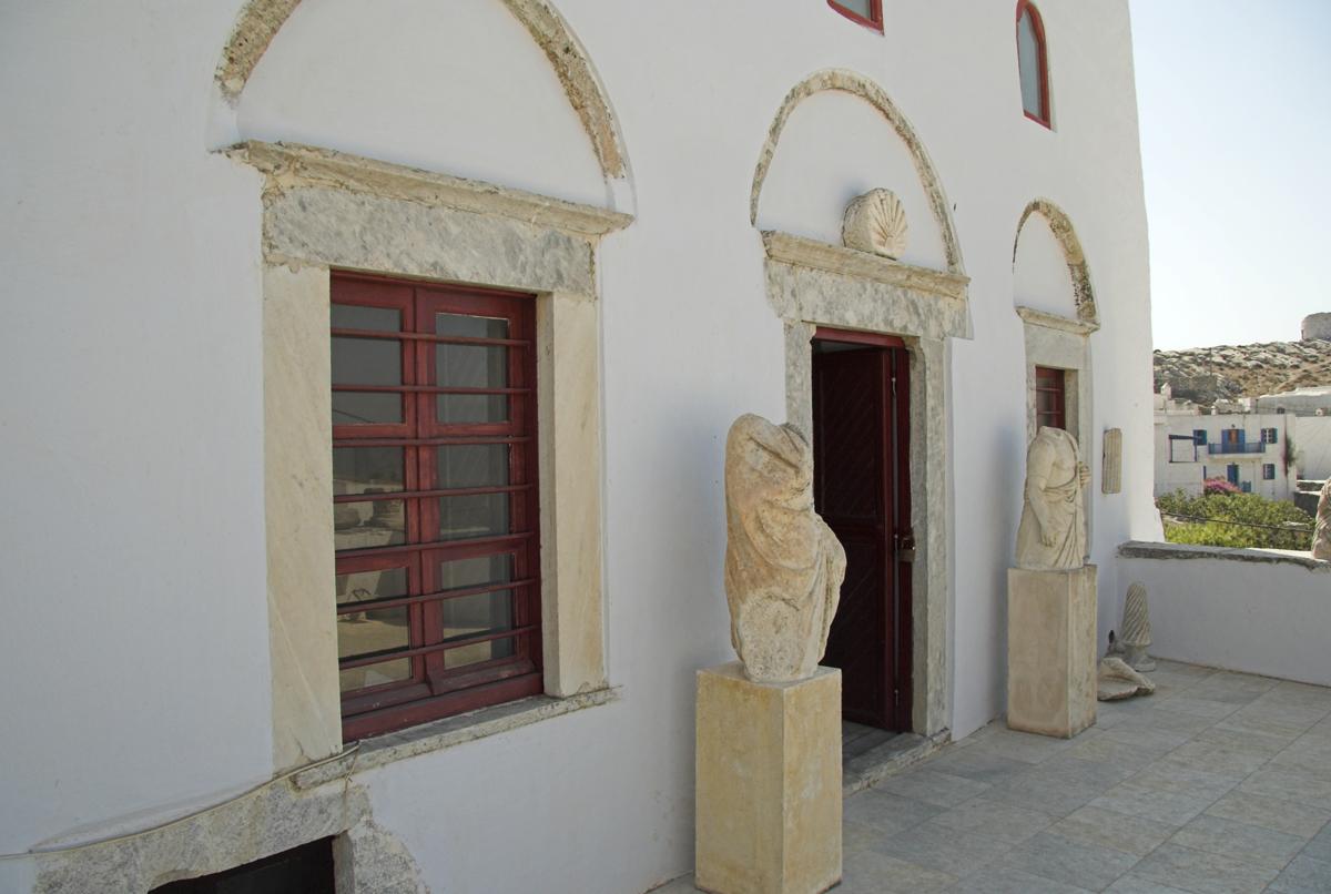Δήμος Αμοργού: Πρόγραμμα λειτουργίας Αρχαιολογικού Μουσείου & Πύργου Αγίας Τριάδας