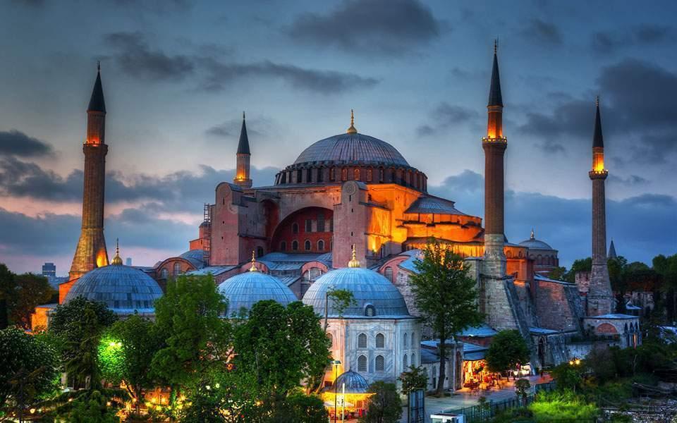 Τζαμί και με τη «βούλα» του Ερντογάν η Αγία Σοφία