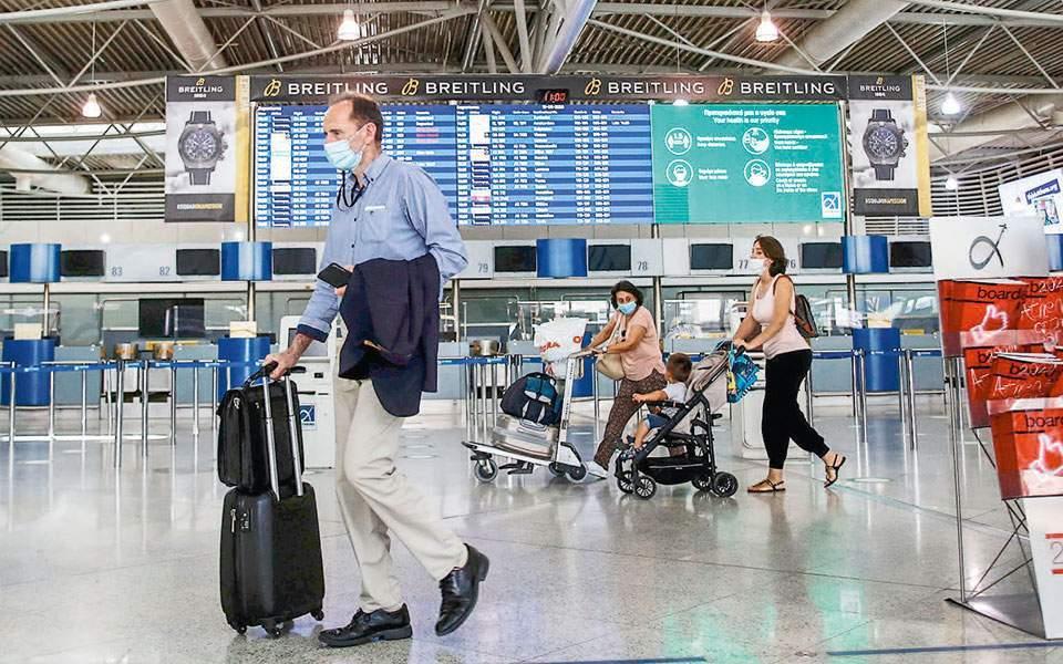 Προθεσμία δύο μηνών από Ε.Ε. στην Ελλάδα για τα κουπόνια ακυρώσεων ταξιδιών