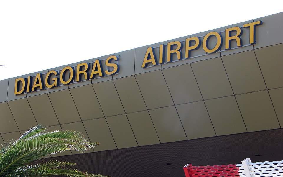 Ρόδος: Η πτήση τσάρτερ από τη Σουηδία που έφερε αντιδράσεις