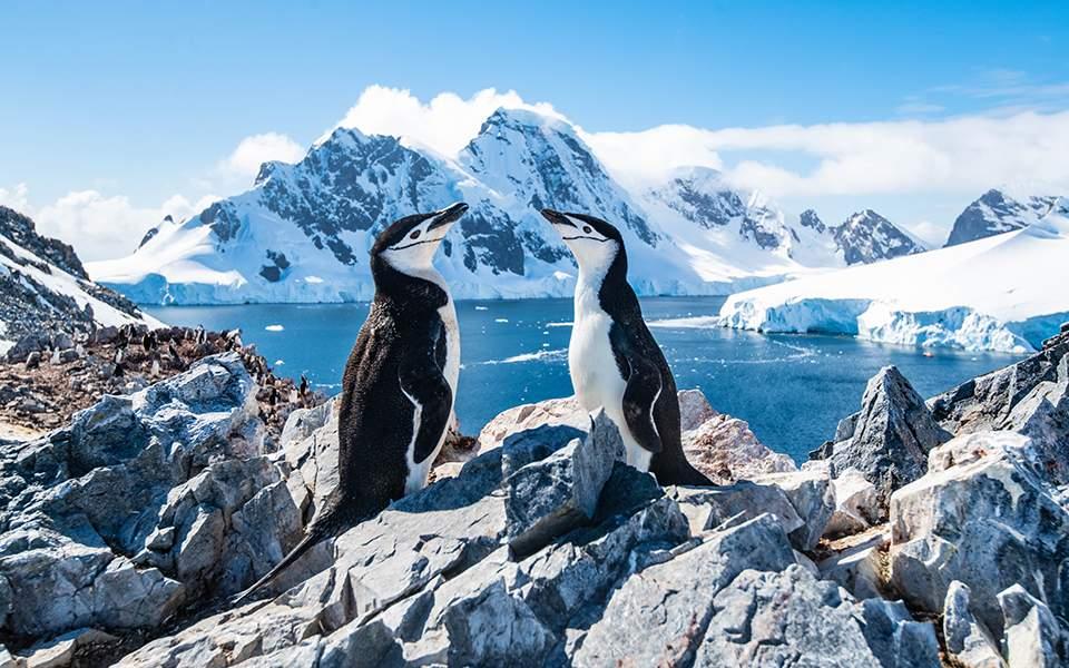 H Aνταρκτική θερμαίνεται με ταχύτατους ρυθμούς