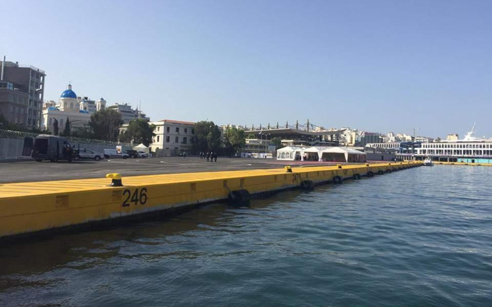 Πτώση 15,8% της επιβατικής κίνησης στα λιμάνια στο α' τρίμηνο