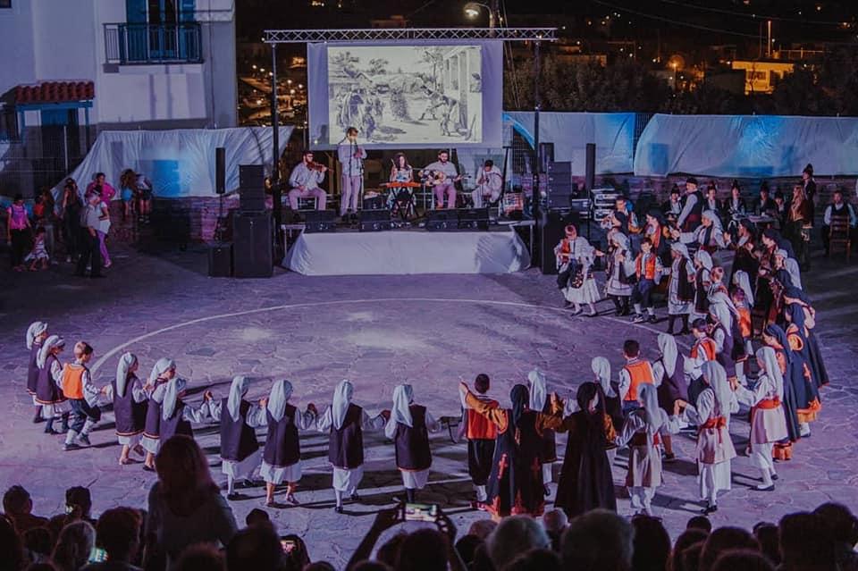 Χορευτικός Όμιλος Υδρούσας: Όσο και αν οι αποστάσεις μεγαλώνουν, ο χορός μα φέρνει πιο κοντά