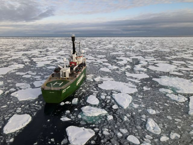 Κλιματική αλλαγή: Οι πάγοι του Αρκτικού Ωκεανού λιώνουν με ταχύτητες-ρεκόρ