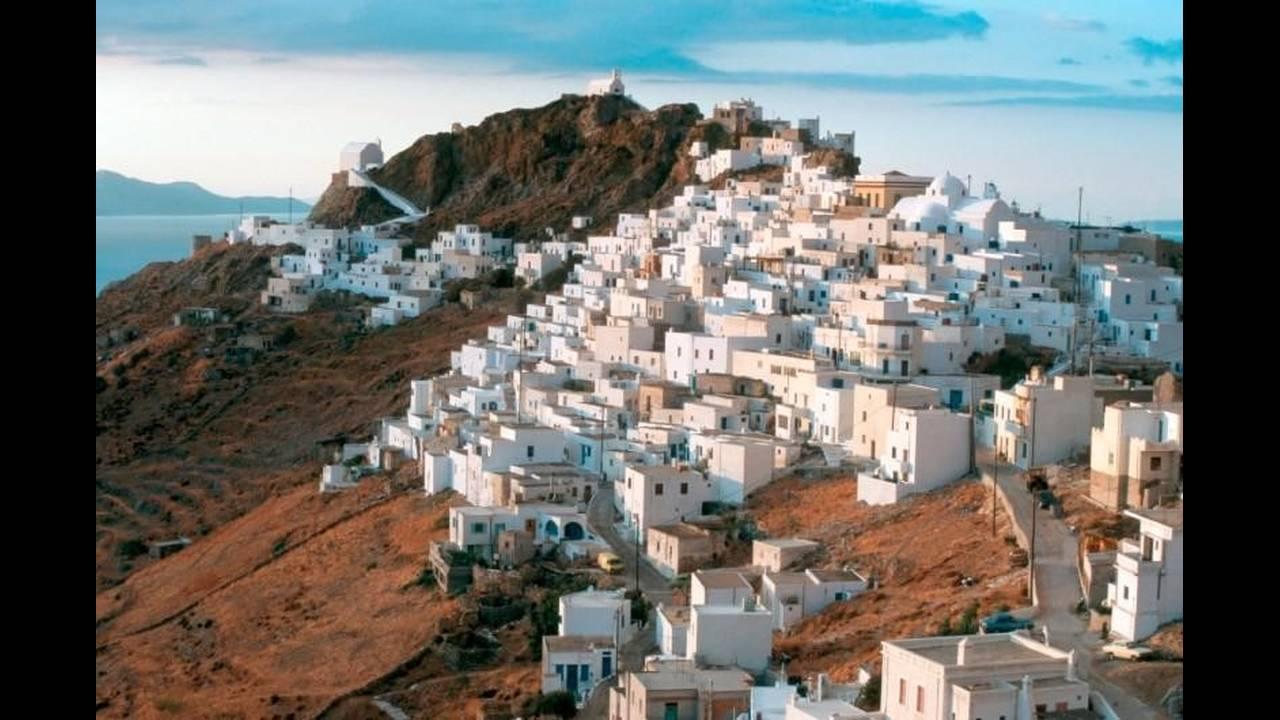 Αναφορά του Βουλευτή Κυκλάδων κ. Συρμαλένιου: Απαλλαγή μόνιμων κατοίκων Ανάφης από πληρωμή ΕΝΦΙΑ