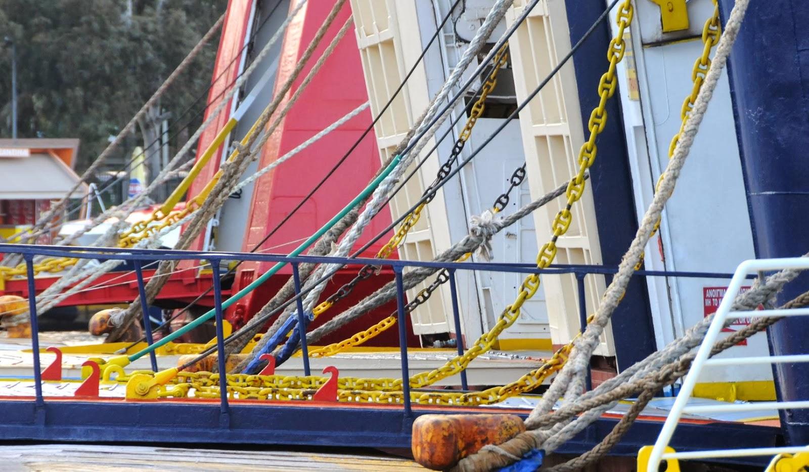Παρατείνεται η απεργία… χωρίς πλοία και αύριο η Άνδρος