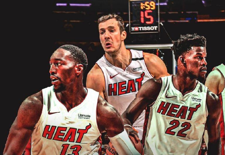 NBA: Συνεχίζουν να εκπλήσσουν οι Χιτ