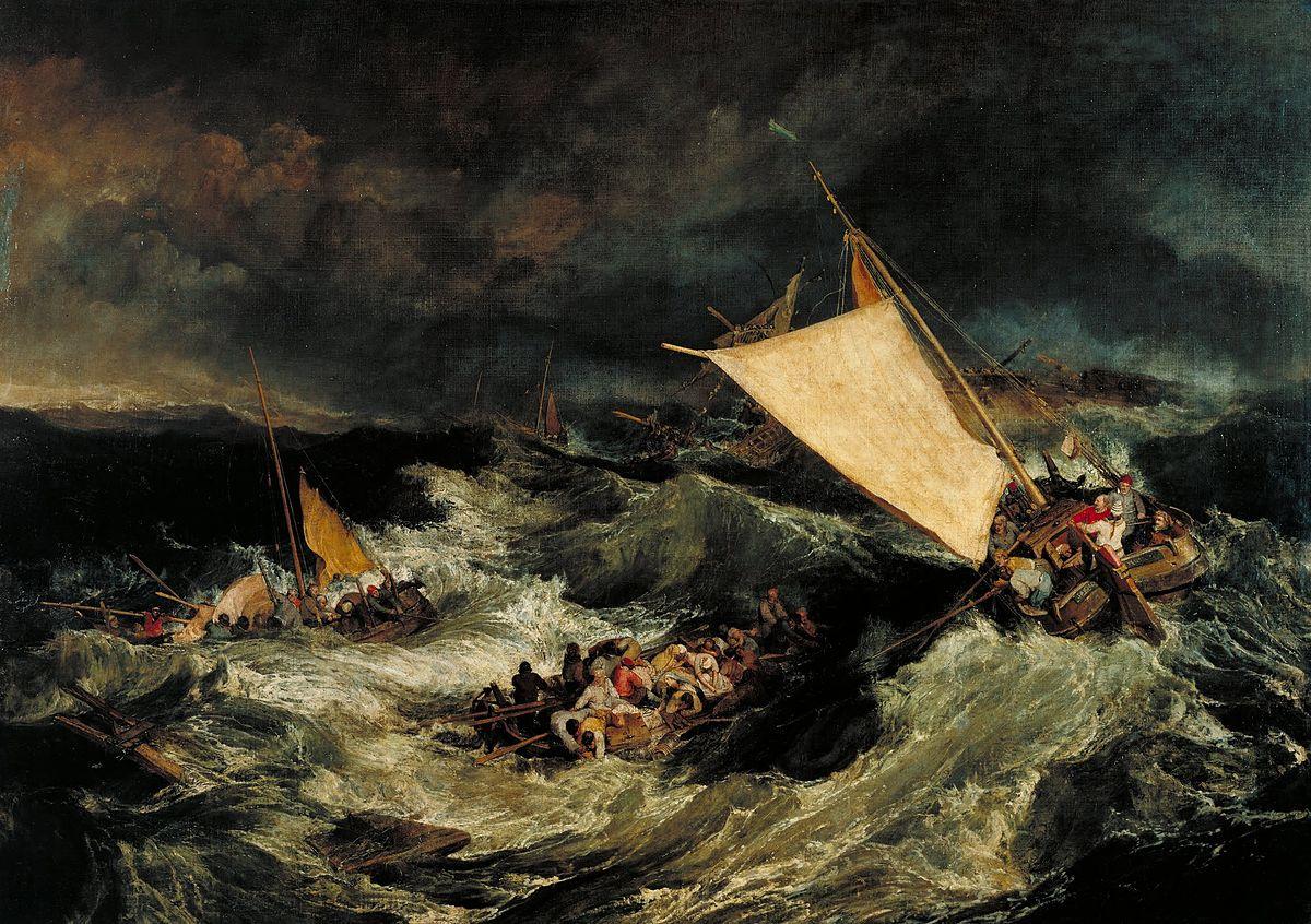 Του Σπύρου Τσαούση: Το ναυάγιο στη Λαβαντάρα το 1791