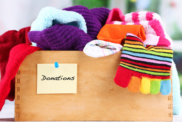 O Σύλλογος Γυναικών Άνδρου συγκεντρώνει παιδικά ρούχα για ιδρύματα