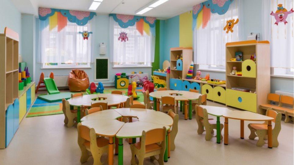 Αυξάνεται η χρηματοδότηση θέσεων σε παιδικούς και βρεφονηπιακούς σταθμούς από ευρωπαϊκούς πόρους της Περιφέρειας Ν. Αιγαίου