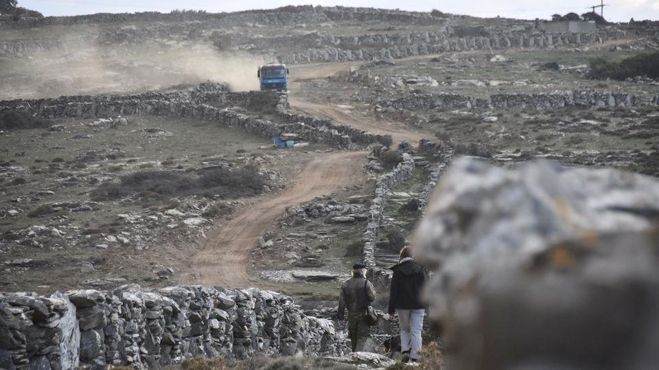 Enallaktikos.gr: Κοιτάχτε τι κάνουν στην πολιτιστική κληρονομιά της Άνδρου