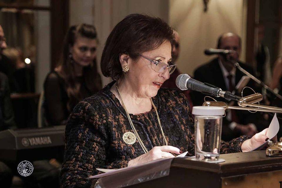 Ένωση Ανδρίων: Για την Μαρία Βούλγαρη-Δεδελετάκη, την Μαρία μας…