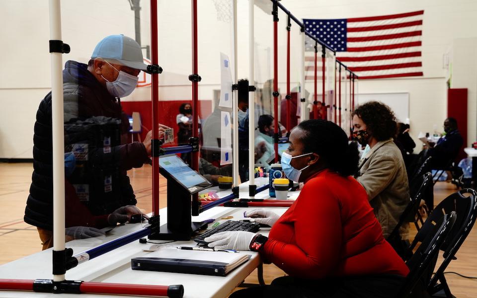 Αμερικανικές εκλογές: Νικητής η συμμετοχή