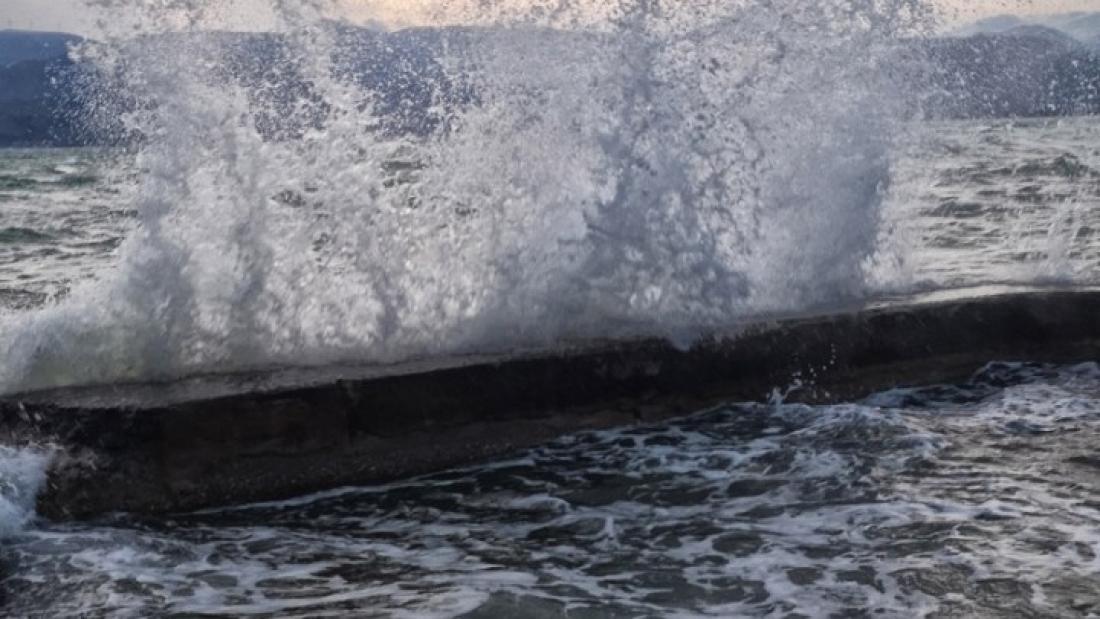 Δελτίο Επικίνδυνων καιρικών φαινομένων στην Περιφέρεια Νοτίου Αιγαίου