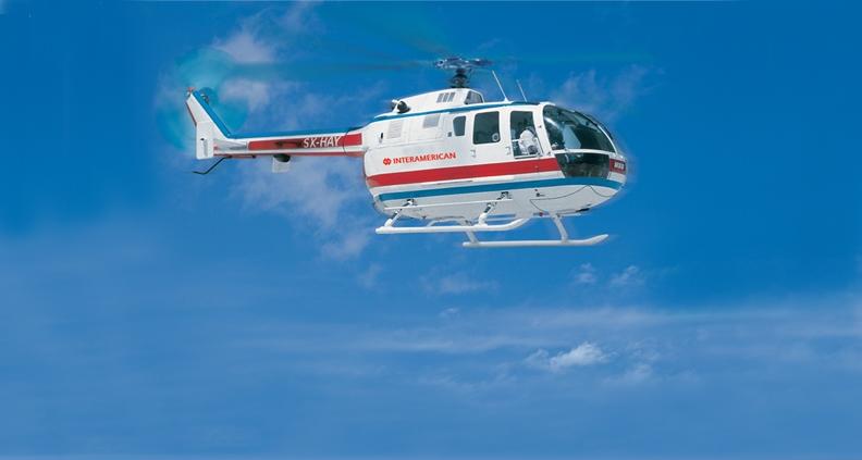 Συμφωνία συνεργασίας μεταξύ Δήμου Άνδρου και INTERAMERICAN  για παροχή υγειονομικής αερομεταφοράς