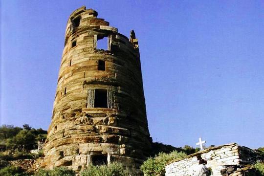 Αναφορά στη Βουλή για τον Πύργο του Αγίου Πέτρου