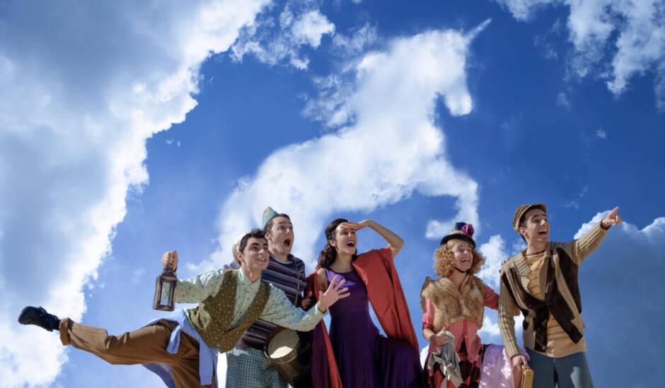 Πιστεύω στους μονόκερους, του Μάικλ Μορπούργκο σε live streaming από το Εθνικό Θέατρο
