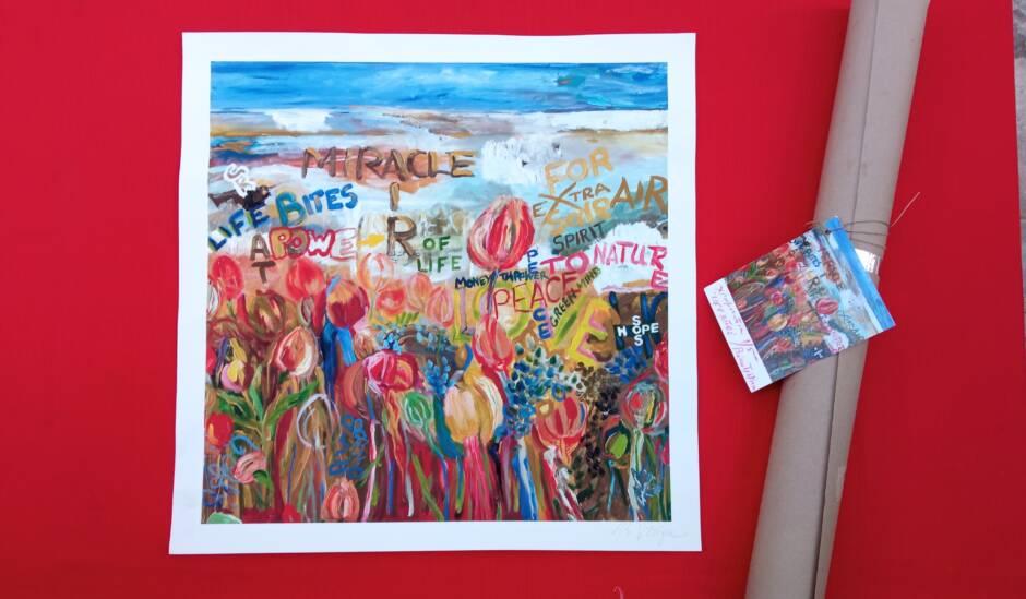 64 έργα τέχνης για το Μουσείο Ελληνικής Παιδικής Τέχνης