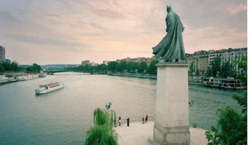 Τα μνημεία του Παρισιού γίνονται ήρωες της ποπ κουλτούρας