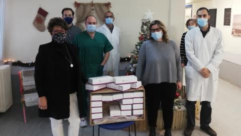 Παραδόθηκαν από το Δήμο Τήνου rapid test στο Κέντρο Υγείας