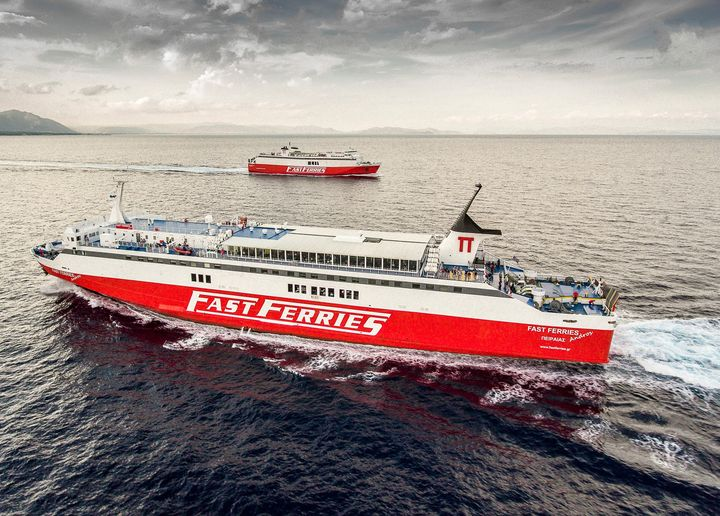 Fast Ferries: Χωρίς δρομολόγια στις 23-24 Φεβρουαρίου λόγω της 48ωρης απεργίας