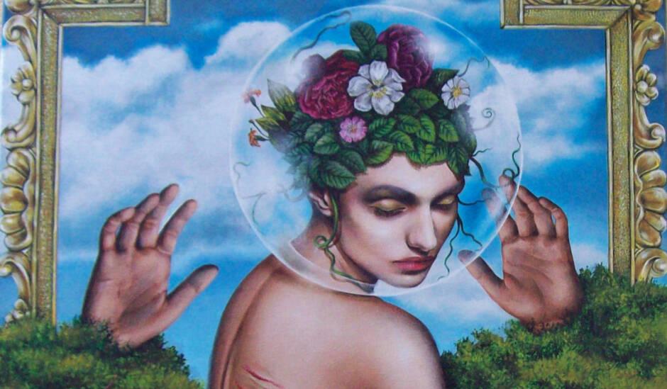 Ο μυστικός μας κήπος: Μία διαδικτυακή ομαδική έκθεση για τα 11 χρόνια της Genesis Gallery