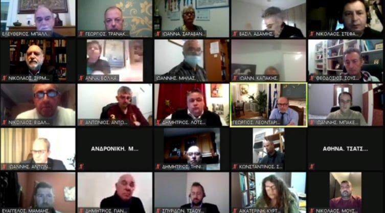 Δημοτικό Συμβούλιο Άνδρου: Παρακολουθήστε το βίντεο με τον απολογισμό πεπραγμένων