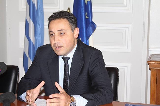 Χάρτα Δικαιωμάτων και Υποχρεώσεων παρουσίασε ο Περιφερειακός Συμπαραστάτης Ν. Αιγαίου