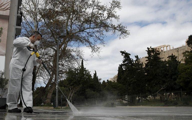 12 μήνες από το πρώτο κρούσμα: Το ημερολόγιο της πανδημίας στην Ελλάδα
