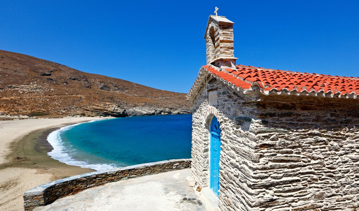Guardian: Η Άνδρος στην κορυφή των Ελληνικών προορισμών χωρίς κοσμοσυρροή!