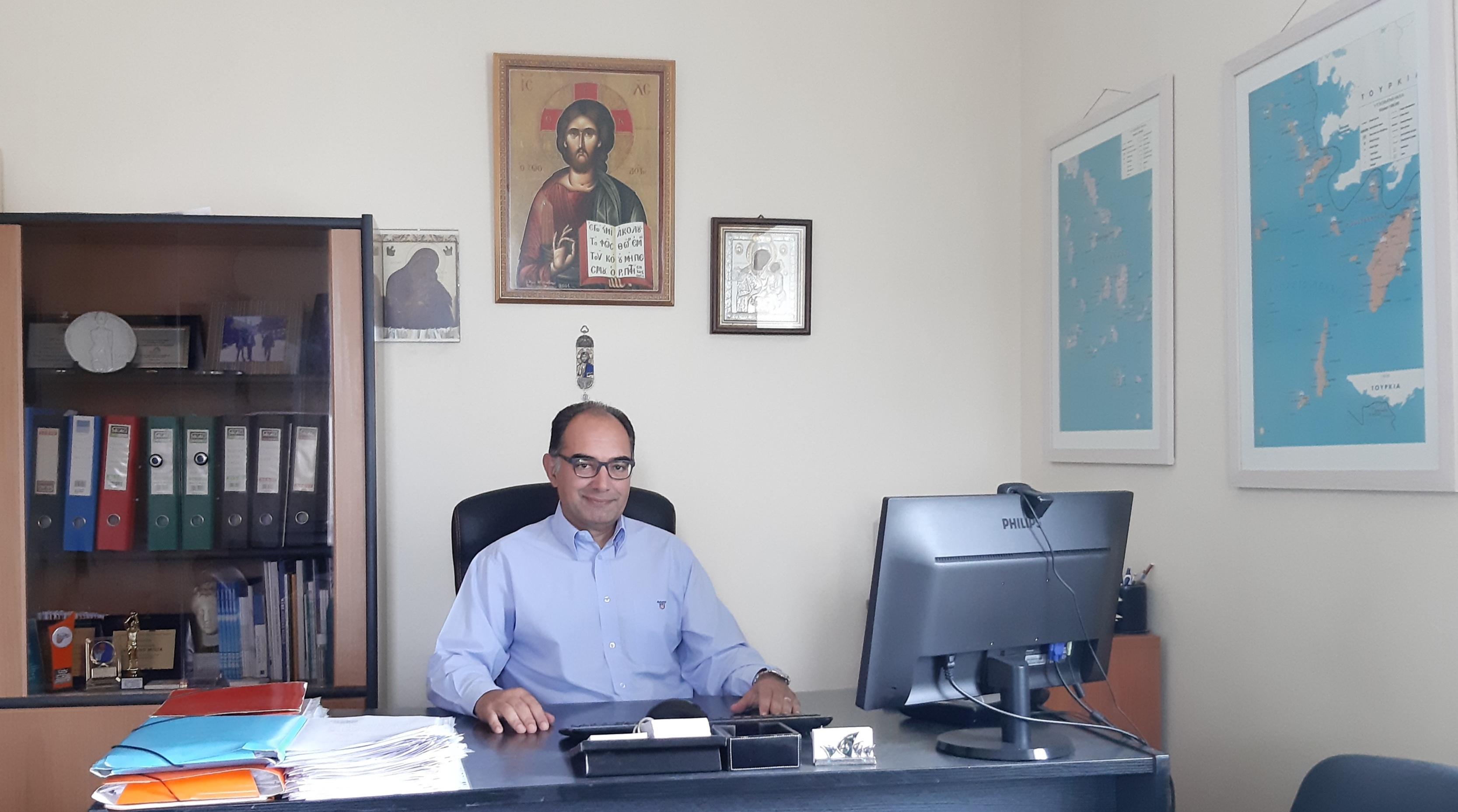 Ανακοίνωση Κώστα Μπιζά με αφορμή τις αλλαγές στο Διοικητικό σχήμα της Περιφέρειας