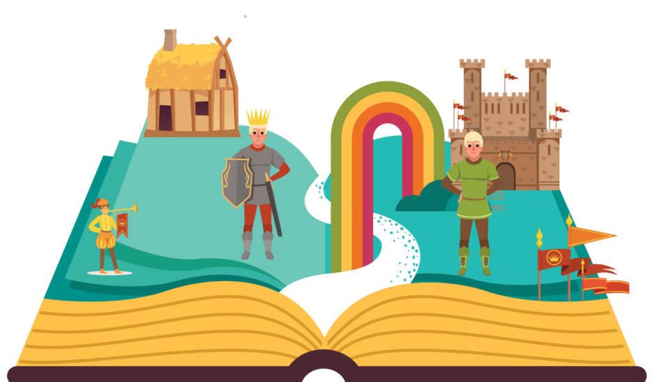 Το μαγικό τετράδιο – Βόρεια Αμερική: Online αφήγηση παραμυθιού από την Ελληνοαμερικανική Ένωση