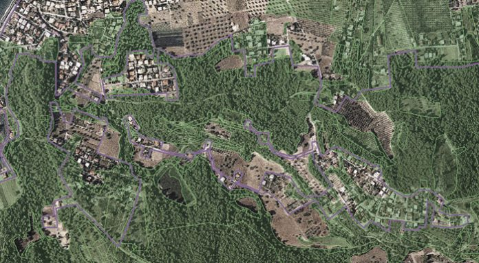 «Πάγωμα» στους Δασικούς Χάρτες ζητά ο Δήμος Άνδρου
