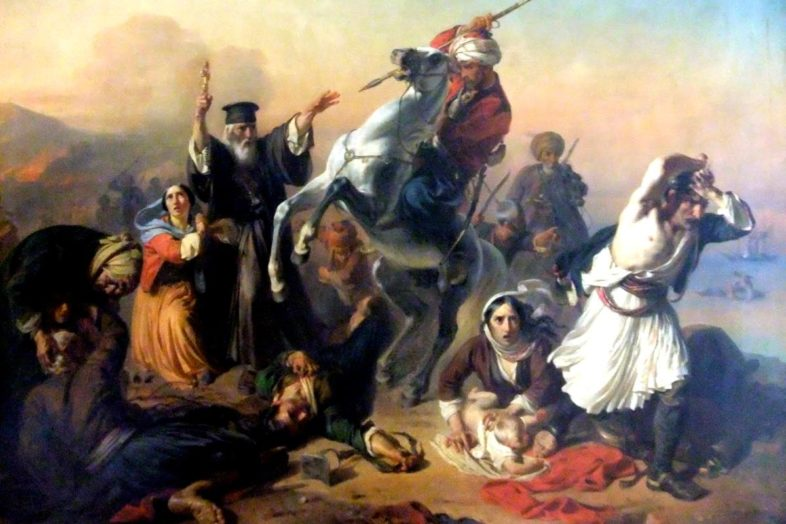 Από τον Ντελακρουά στον Ντυπρέ: Η Επανάσταση του 1821 μέσα από έργα φιλελλήνων ζωγράφων