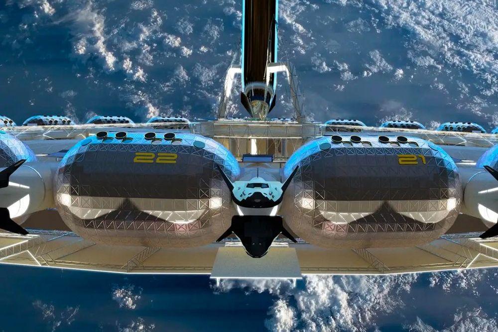 Διακοπές πέντε αστέρων στο Διάστημα το 2027