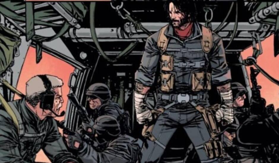 Κιάνου Ριβς: Τα κόμικ του «BRZRKR» γίνονται σειρά anime και ταινία δράσης