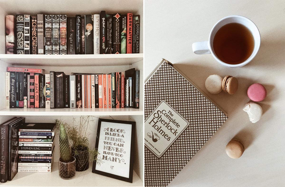 Βookstagram: Η «φωτεινή» πλευρά του Instagram που μάς βάζει σε έναν κόσμο γεμάτο βιβλία