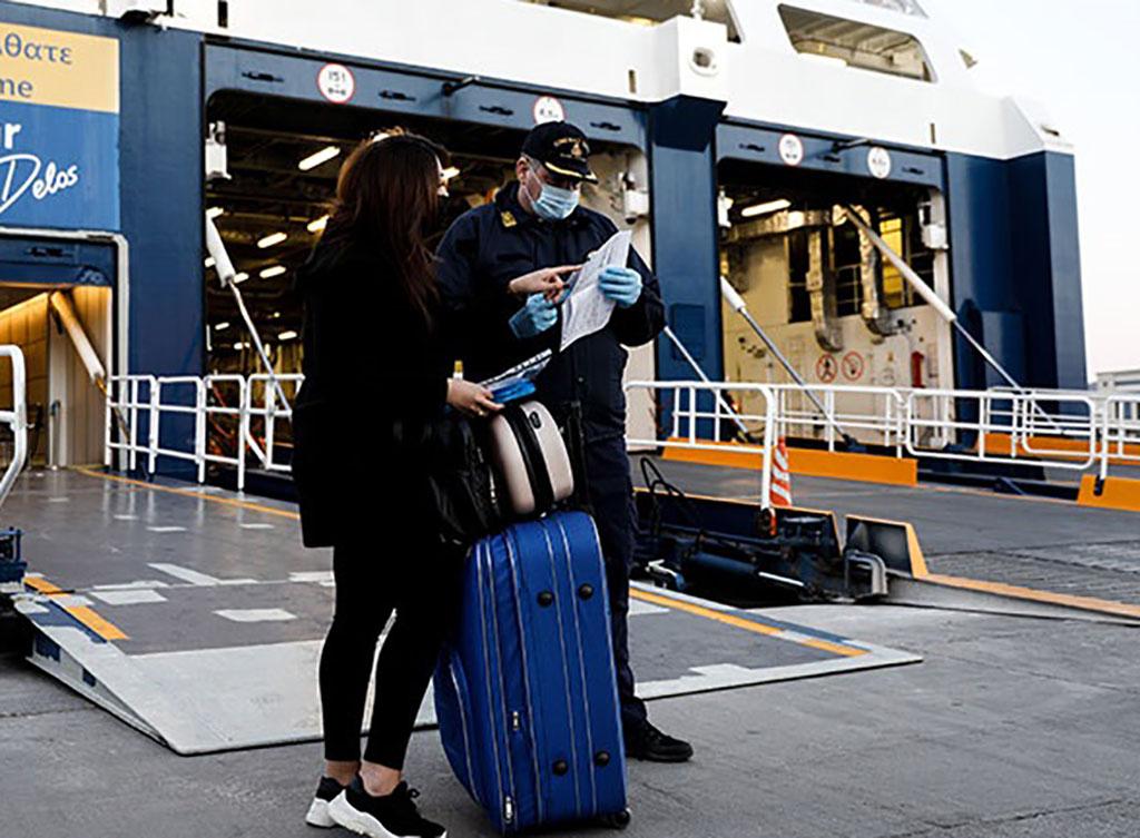 Ψηφιακή δήλωση υγείας για τους επιβάτες πλοίων – Σε ισχύ από αύριο