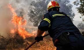 Πολύ υψηλός κίνδυνος πυρκαγιάς στην Π.Ε. Κυκλάδων